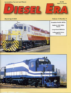 Diesel Era: Volume 15 Number 2