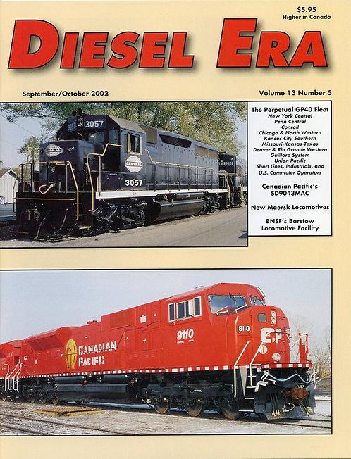 Diesel Era: Volume 13 Number 5
