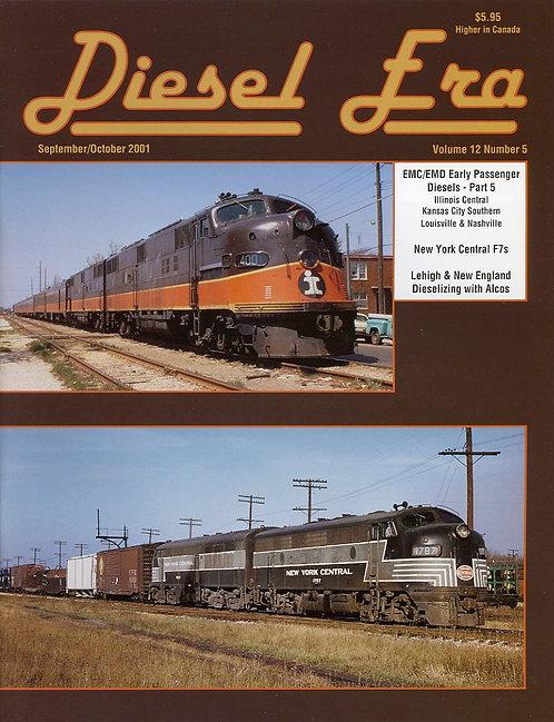 Diesel Era: Volume 12 Number 5