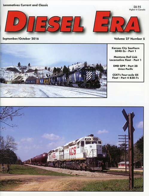 Diesel Era: Volume 27 Number 5