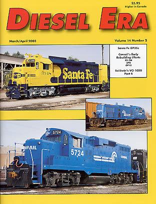 Diesel Era: Volume 14 Number 2