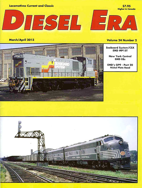 Diesel Era: Volume 24 Number 2