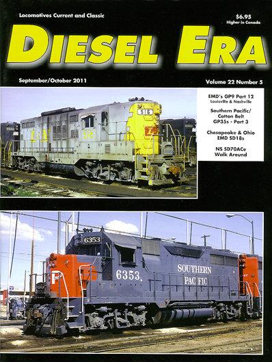 Diesel Era: Volume 22 Number 5