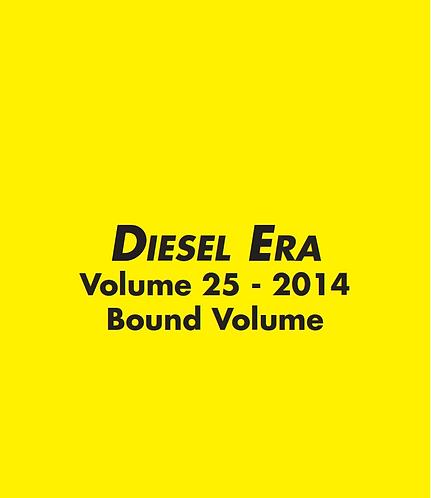 Bound Diesel Era Volume 25