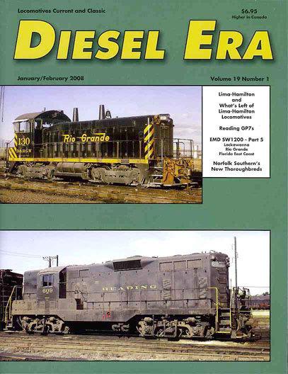 Diesel Era: Volume 19 Number 1
