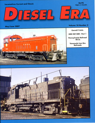 Diesel Era: Volume 18 Number 3
