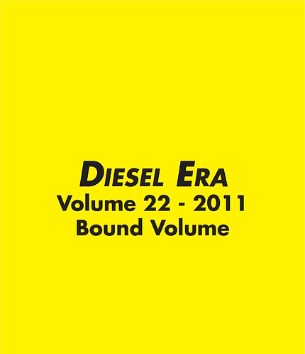 Bound Diesel Era Volume 22