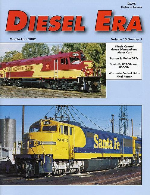 Diesel Era: Volume 13 Number 2
