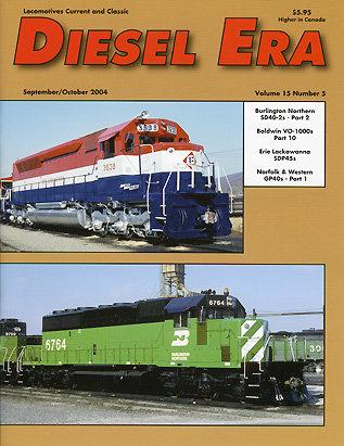 Diesel Era: Volume 15 Number 5