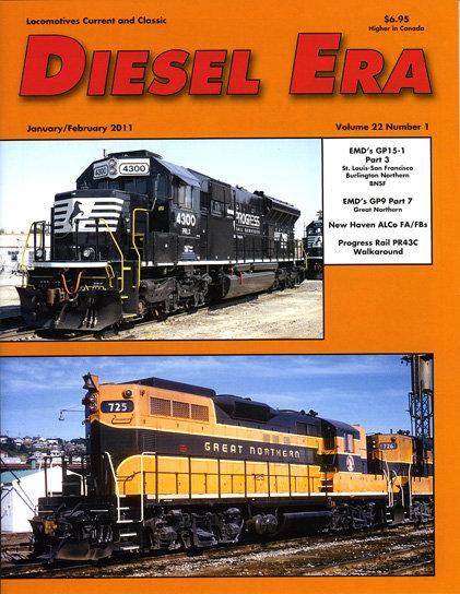 Diesel Era: Volume 22 Number 1