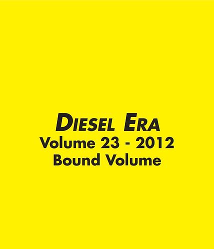 Bound Diesel Era Volume 23