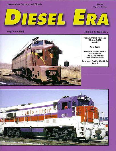 Diesel Era: Volume 19 Number 3