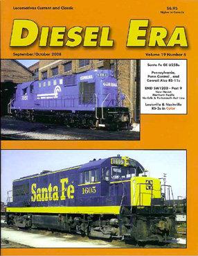 Diesel Era: Volume 19 Number 5