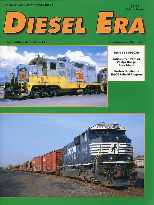 Diesel Era: Volume 25 Number 5
