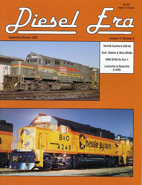 Diesel Era: Volume 11 Number 5