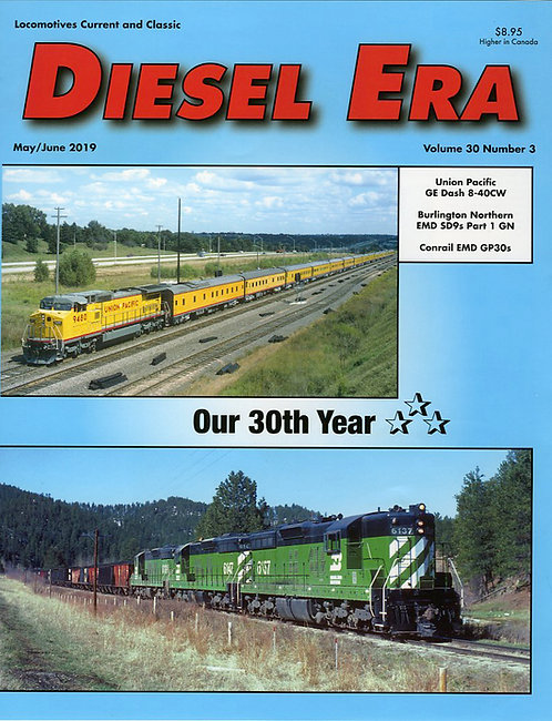 Diesel Era: Volume 30 Number 3