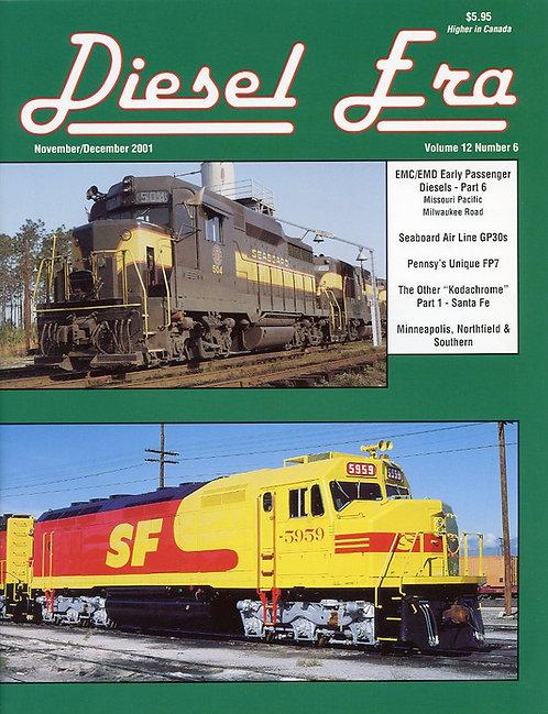 Diesel Era: Volume 12 Number 6