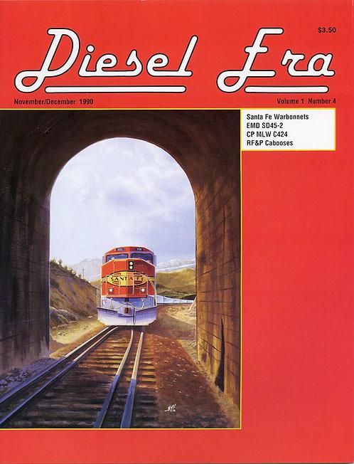 Diesel Era: Volume 1 Number 4