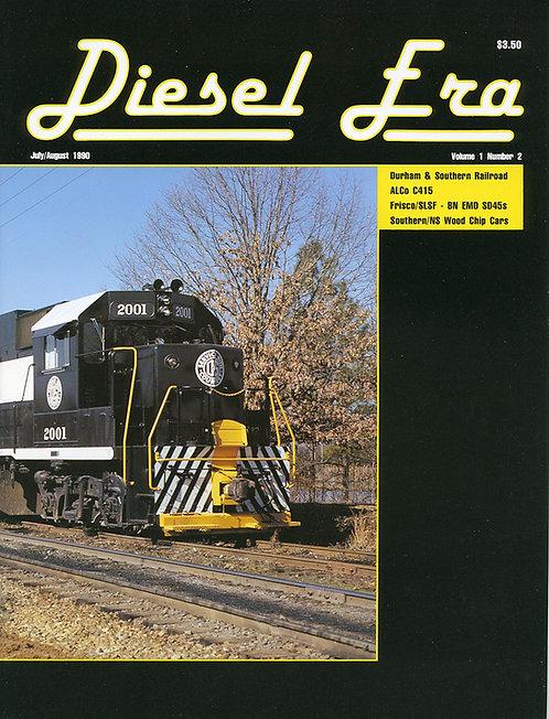 Diesel Era: Volume 1 Number 2