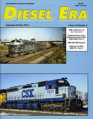 Diesel Era: Volume 23 Number 5