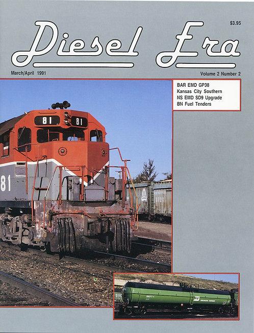 Diesel Era: Volume 2 Number 2
