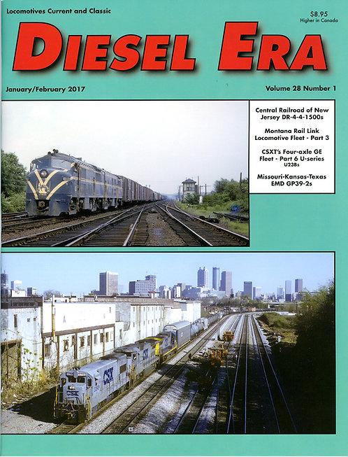 Diesel Era: Volume 28 Number 1