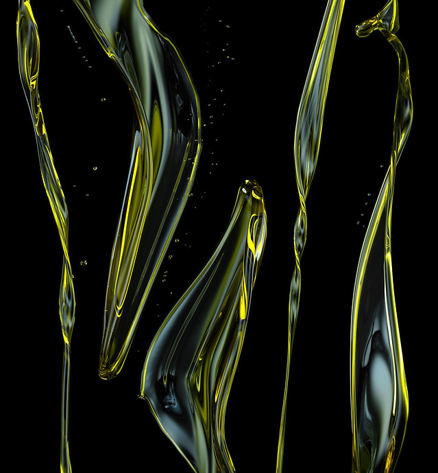Olive Oil Photography