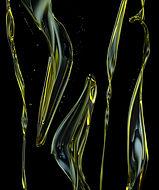 Oliwa z oliwek fotografia