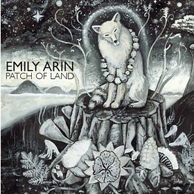 Patch of Land Album Cover_Emily Arin