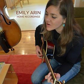 Emily Arin Home Recordings Album Cover