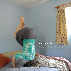Time and Space Album Cover_Emily Arin