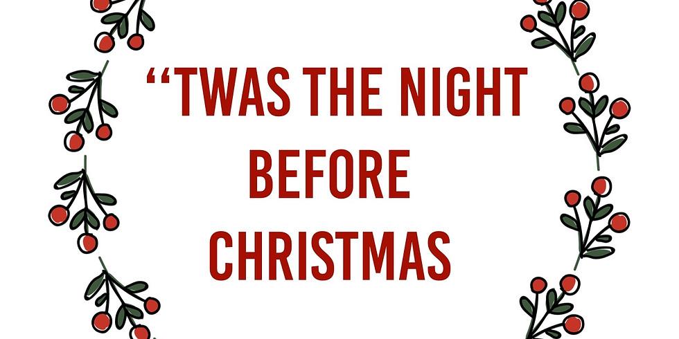 Christmas Pre-School Show (Cast B 2.30pm)