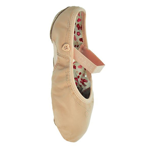 Button Ballet Shoe