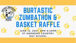 Zumba and Basket Raffle