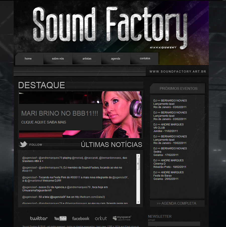 Sound Factory