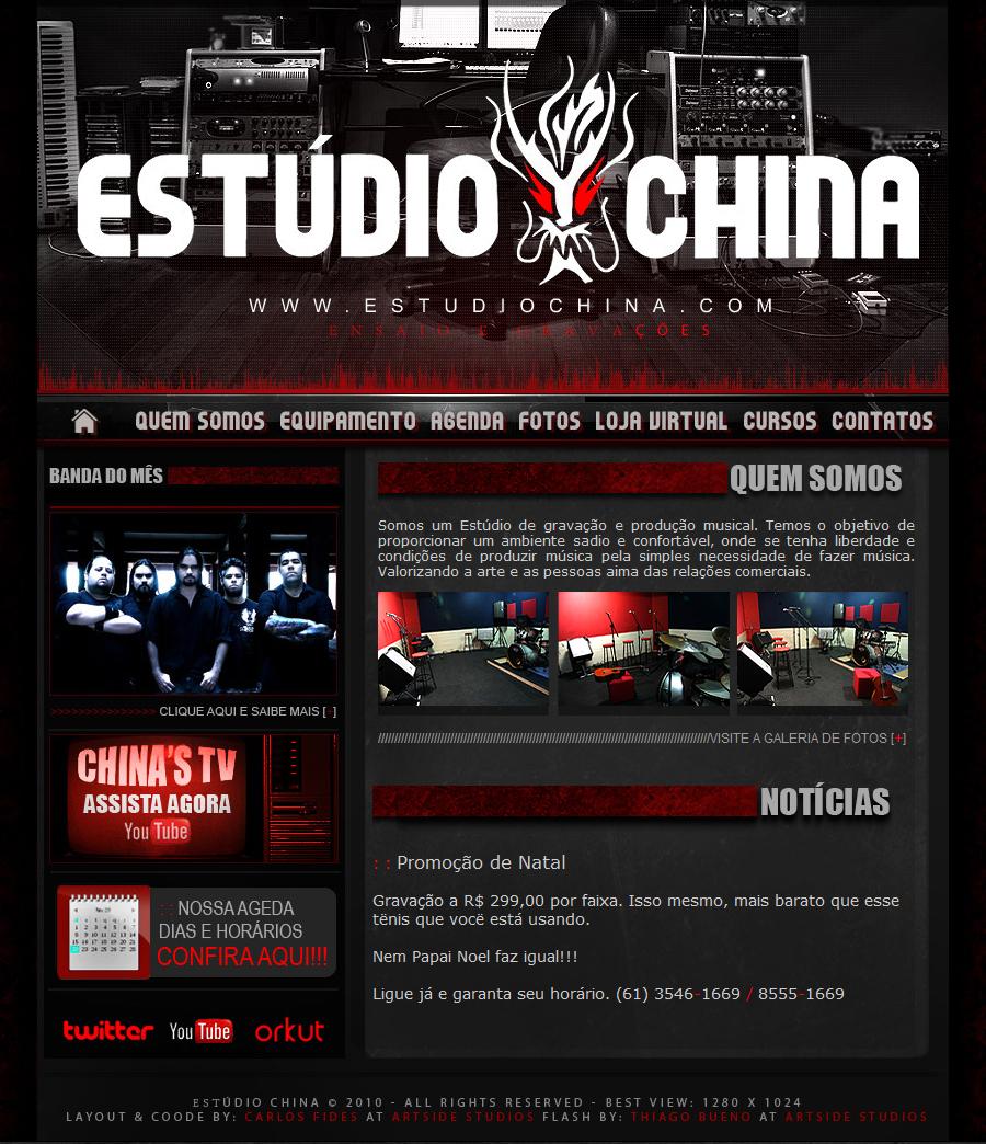 Studio China