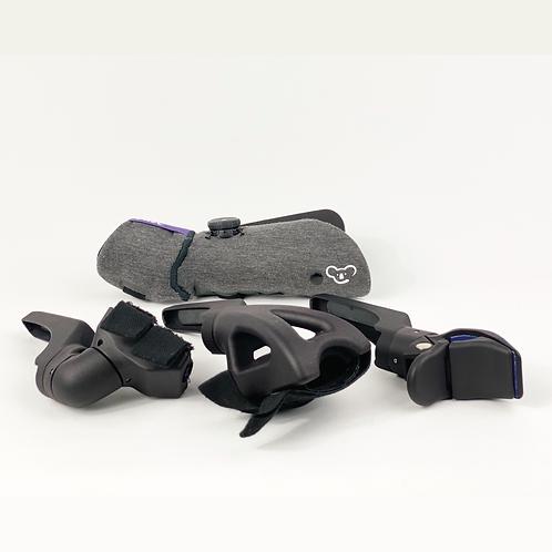 Delta Mitt Package Three - 1 sleeve & 3 tools