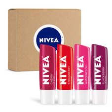 Nivea Fruity Shine Lip Balm