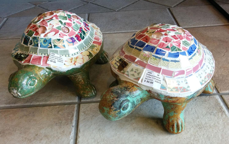 turtles by Michele Mccracken