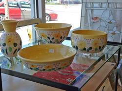 ceramics by Wendy Barrie Wilson