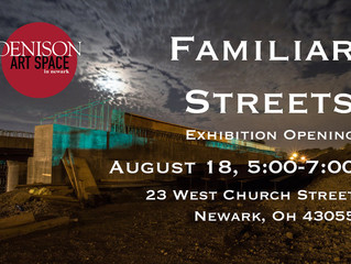 Photography Exhibit at Denison Art Space
