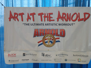 2019 Art at the Arnold Competition