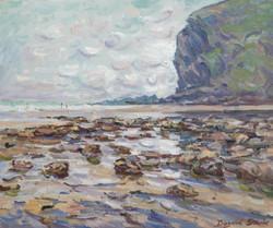 Pencannow, Low Tide