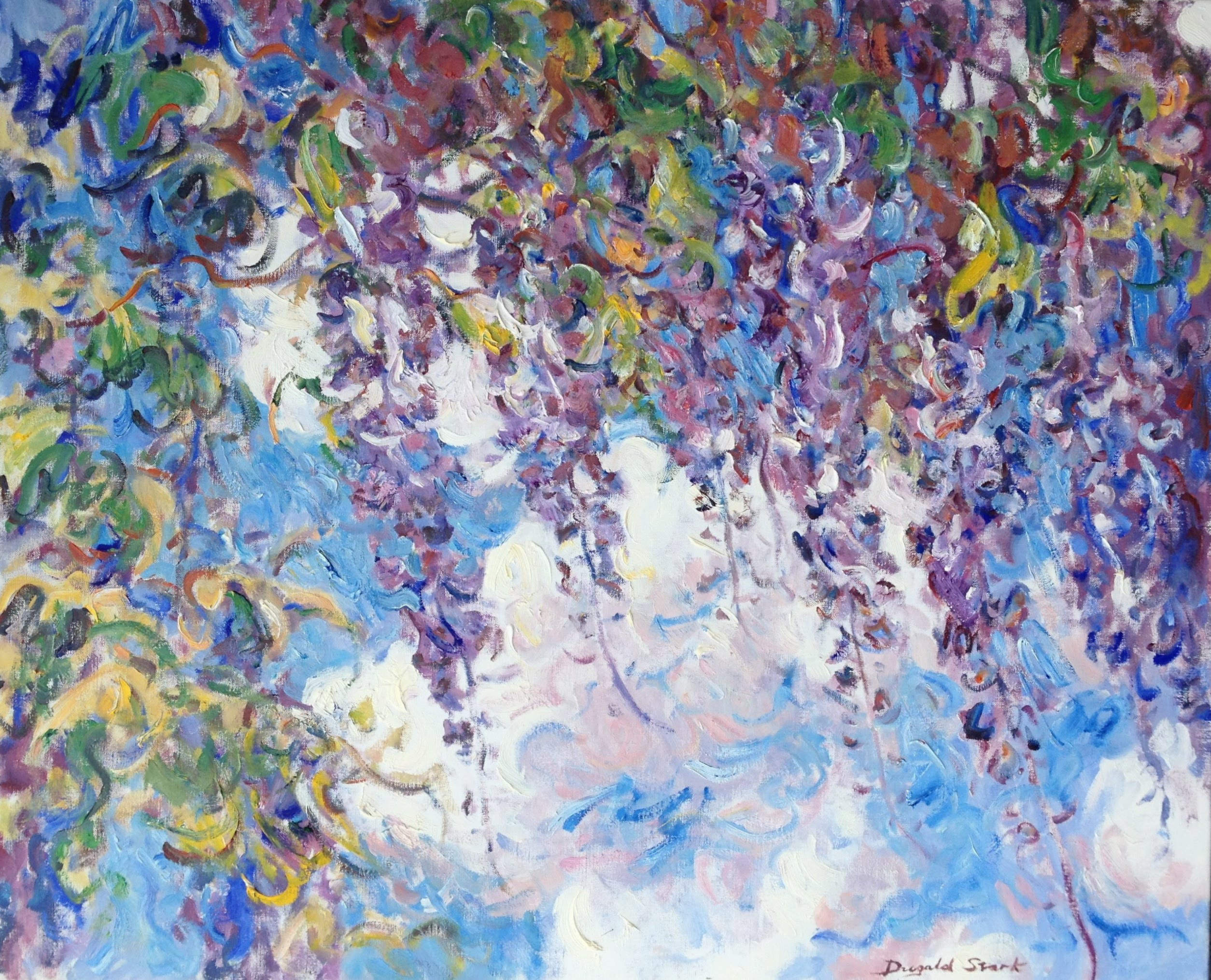 Wisteria, Gentle Breeze