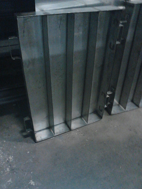 Maple Sugaring Evaporator Pans