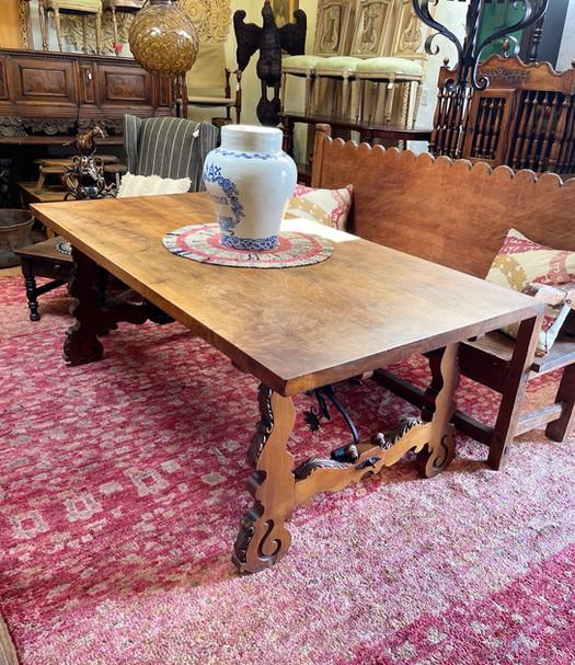 Granada 19th Century Dining Table