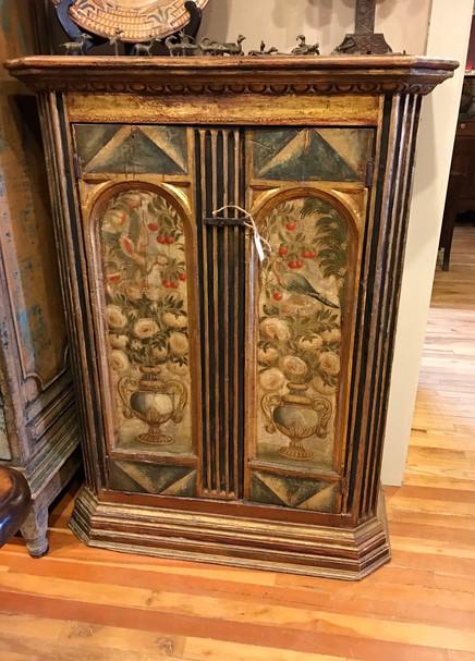 18th Century Italian Vestement Cabinet