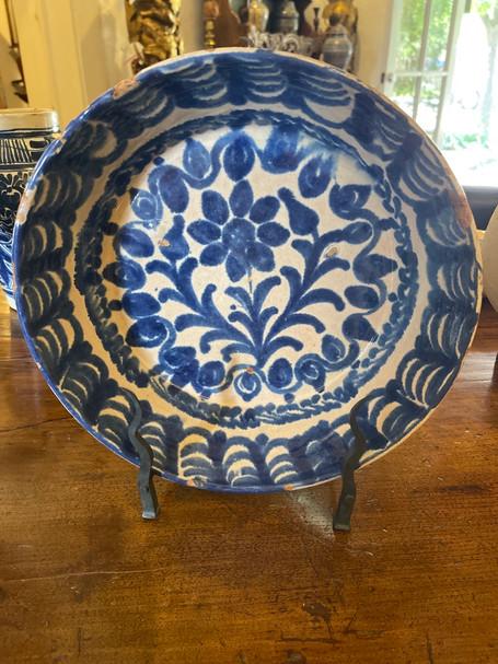 18th Century Spanish Bowl