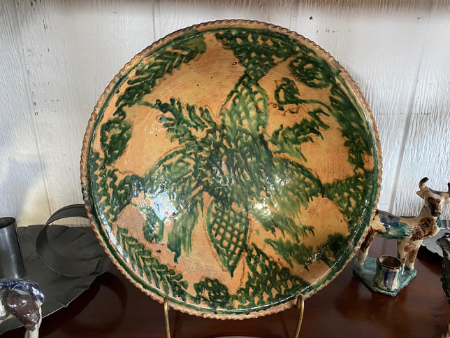 19th Century Ecuadorian Bowl