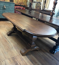 19th Century French Dining Table